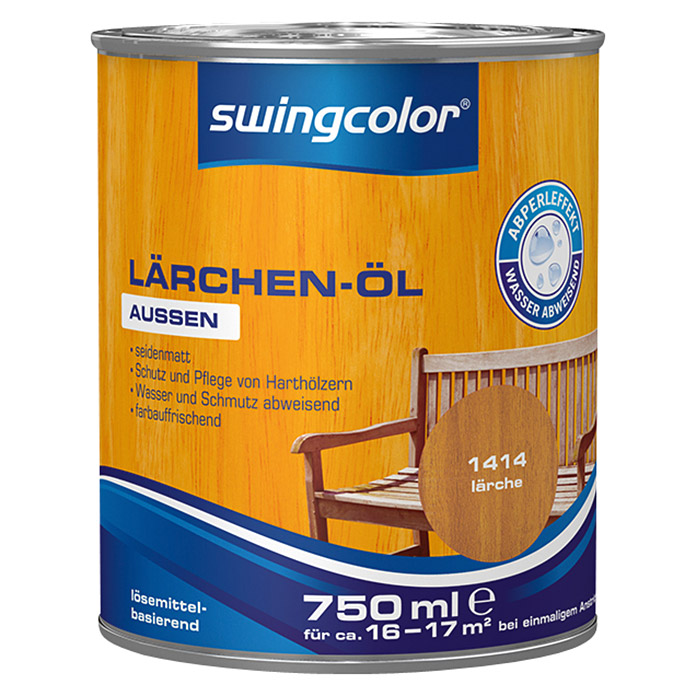 swingcolor Lärchen-Öl