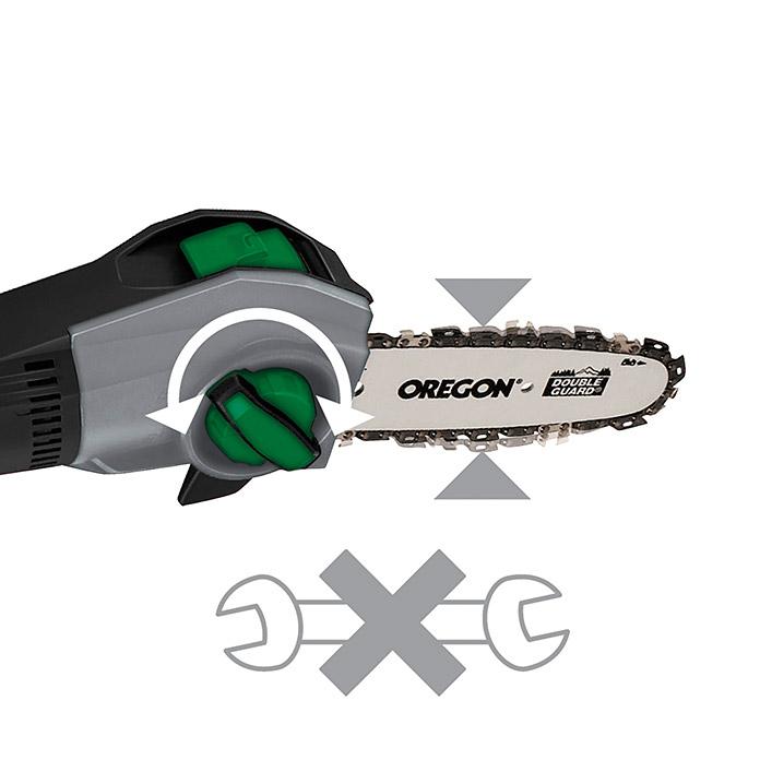Elagueuse électrique sur perche Gardol GETS-E 710 Kit