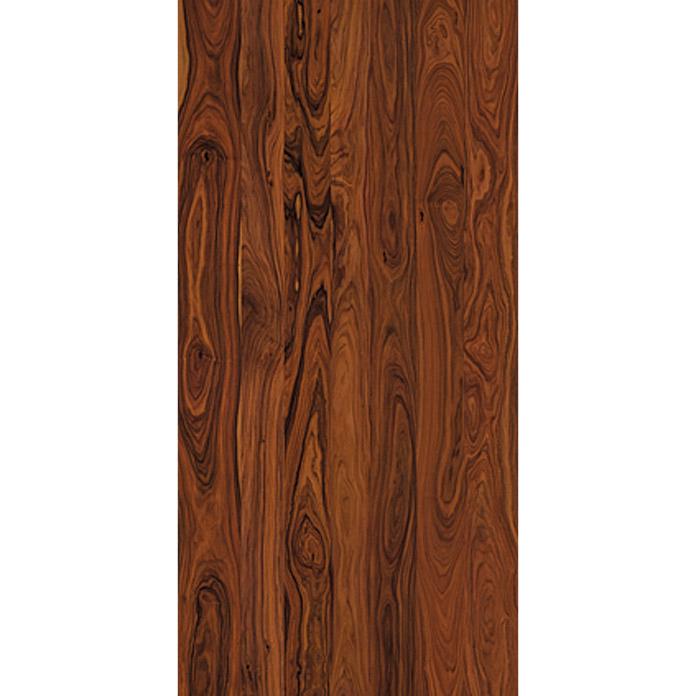 EASYWALL Plaque mixte en aluminium bois de rose