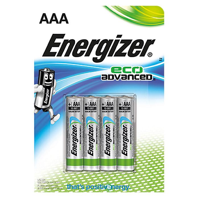 Pile ENERGIZER® Eco Advanced Micro AAA
