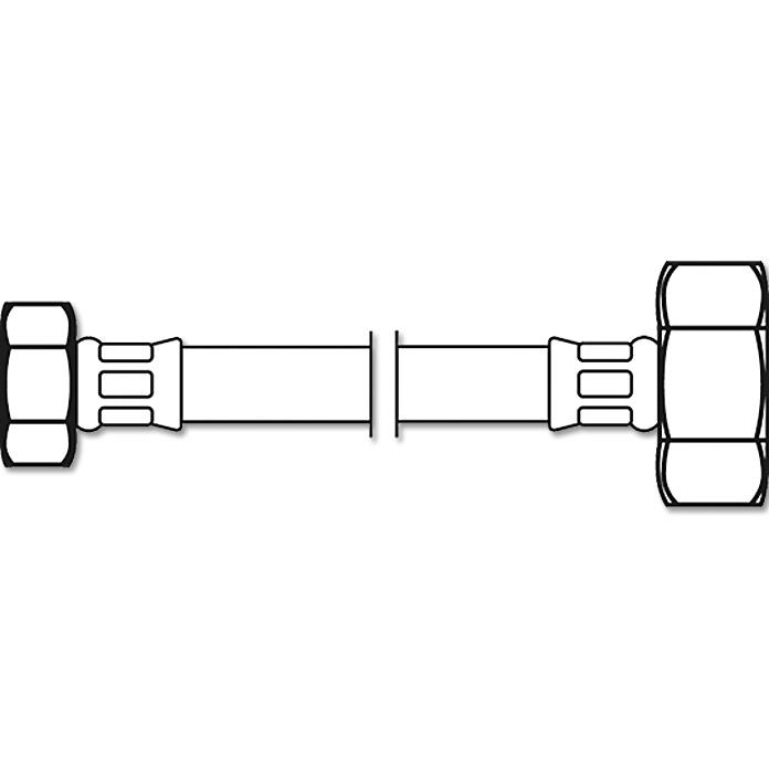 Anschlussschlauch Flexo 50 cm