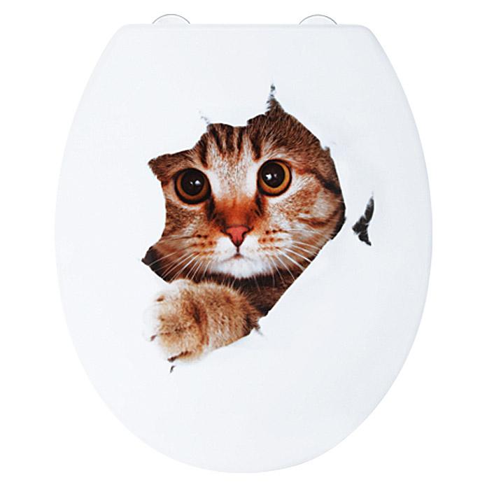 POSEIDON WC-Sitz Kittycat