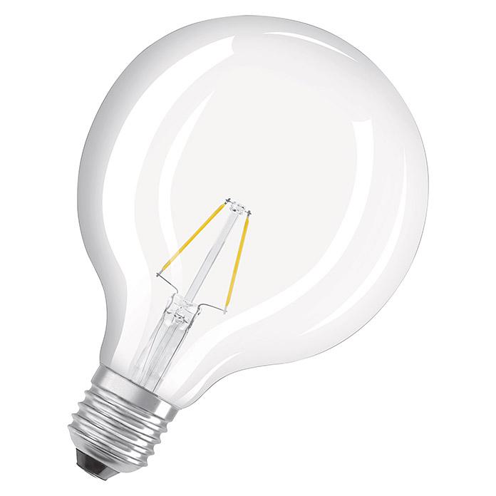 OSRAM LED-Leuchtmittel Retrofit Classic G125
