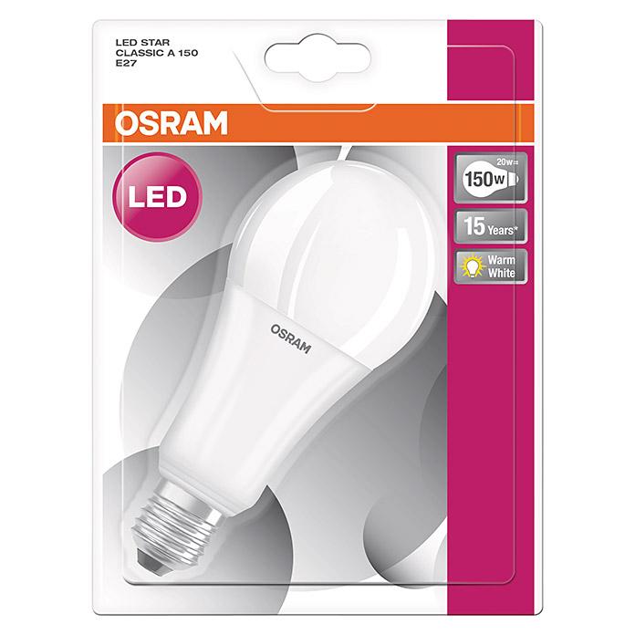 OSRAM LED-Leuchtmittel Superstar Classic A