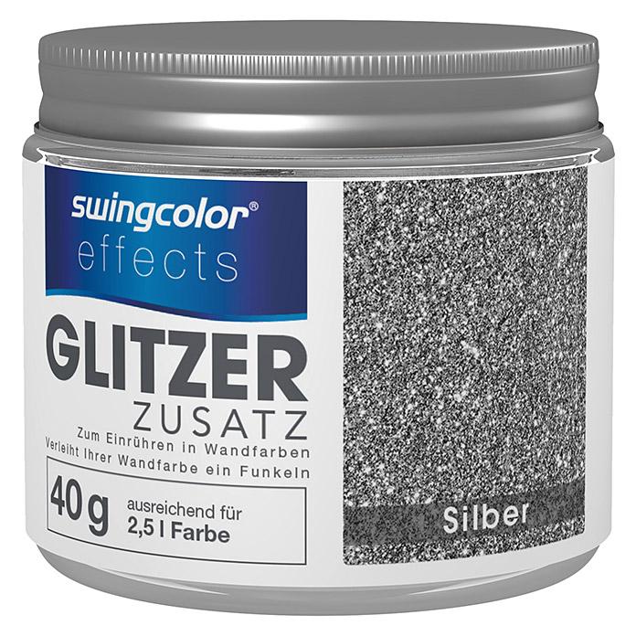 Swingcolor Glitzer Zusatz Silber Bei Bauhaus Kaufen