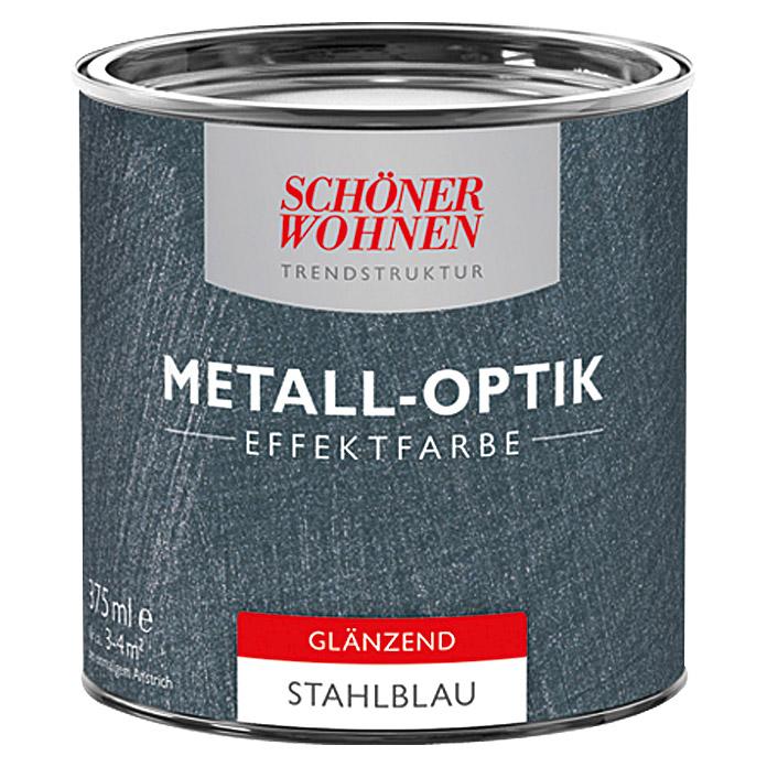 SCHÖNER WOHNEN Metall-Optik Effektfarbe