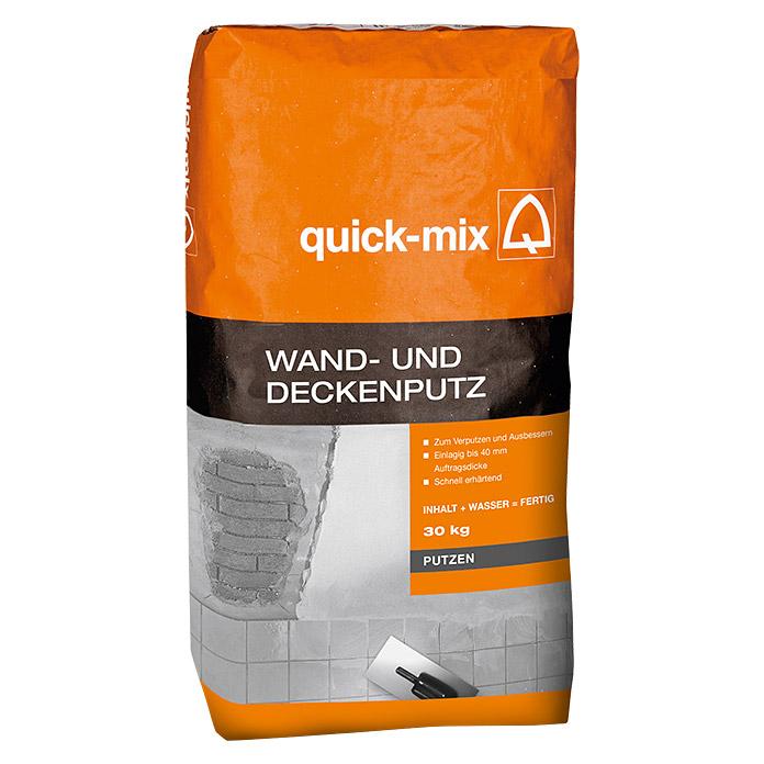 Bevorzugt quick-mix Feuchtraum-Putz bei BAUHAUS kaufen RP22
