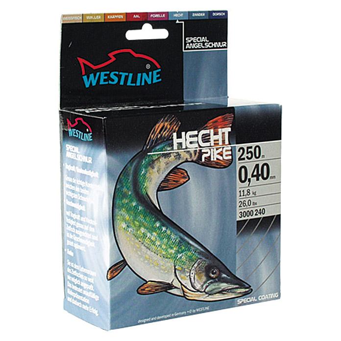 Westline Zielfischschnur Hecht 0.4 mm