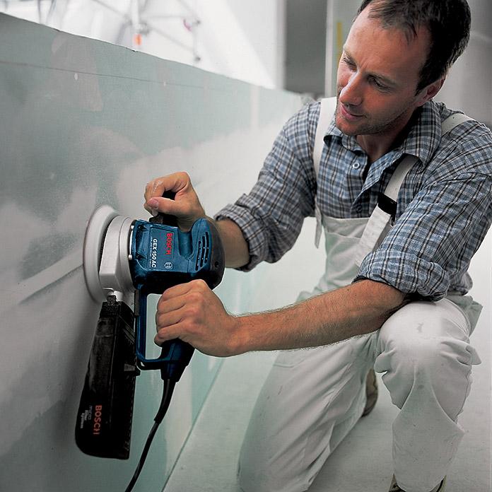 BOSCH Professional Exzenterschleifer GEX 150 AC